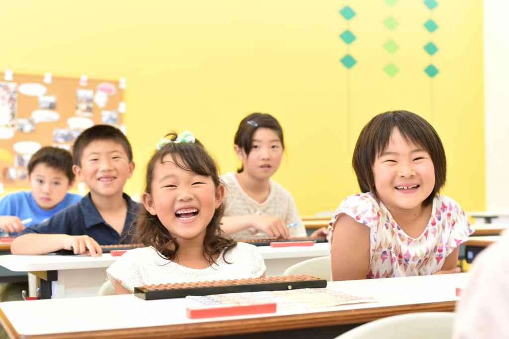 石戸珠算学園 青砥教室